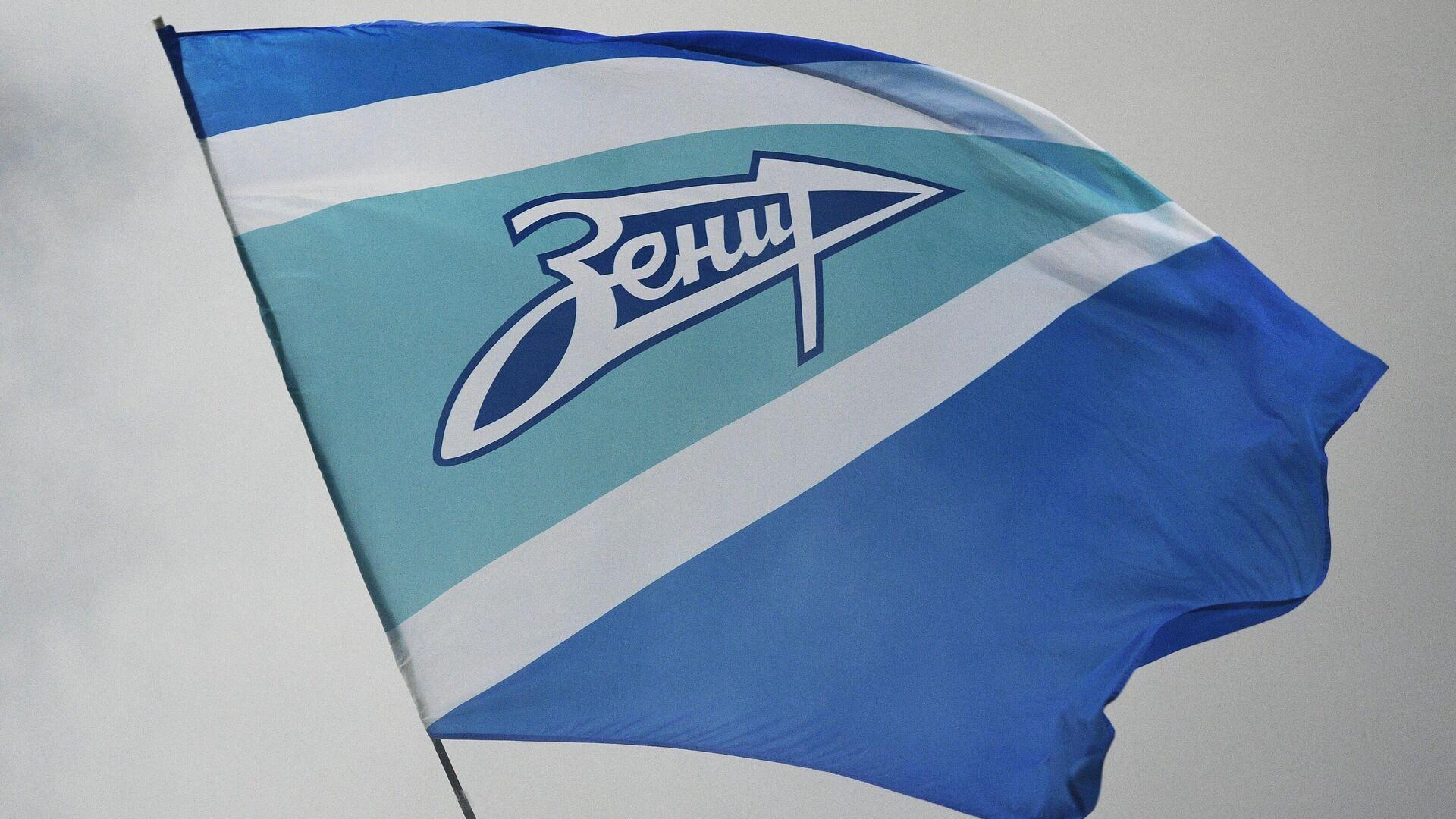 Флаг болельщиков ФК Зенит - Sputnik Армения, 1920, 26.09.2021