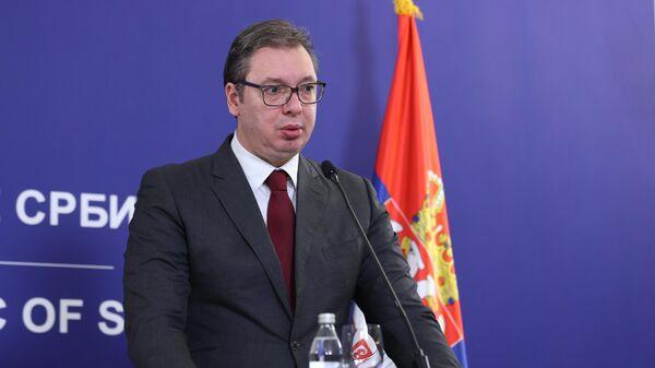Визит главы МИД РФ С. Лаврова в Сербию - Sputnik Армения