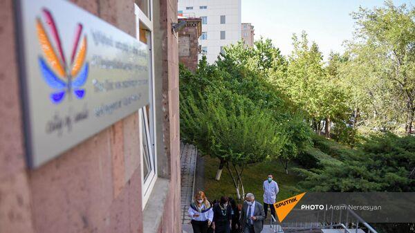 Երևանում պալիատիվ խնամքի մանկական կլինիկա բացվեց - Sputnik Արմենիա