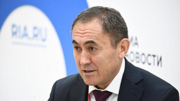 Министр по энергетике и инфраструктуре Евразийской экономической комиссии (ЕЭК) Темирбек Асанбеков - Sputnik Армения