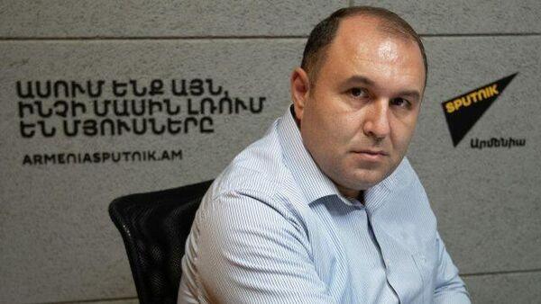 Ալիևի հայտարարությունը սպառնալիք է ուղղված Հայաստանի դեմ. Բալասանյան - Sputnik Արմենիա