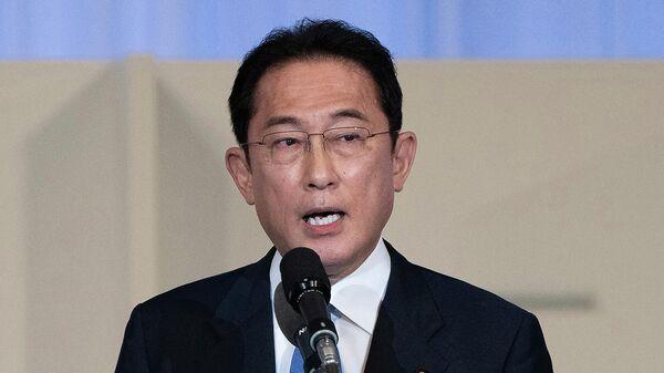 Экс-министр иностранных дел Японии Фумио Кишида - Sputnik Армения