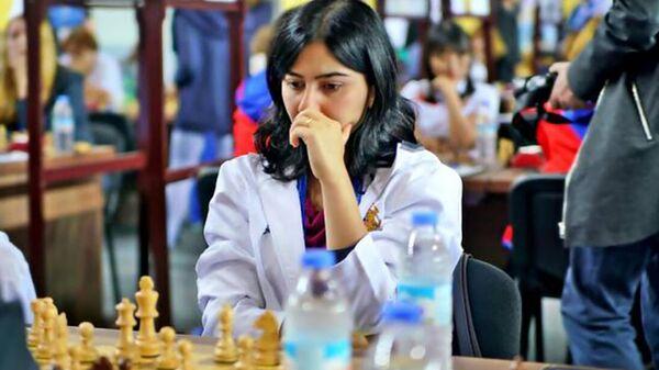 Шахматистка Лилит Мкртчян - Sputnik Արմենիա