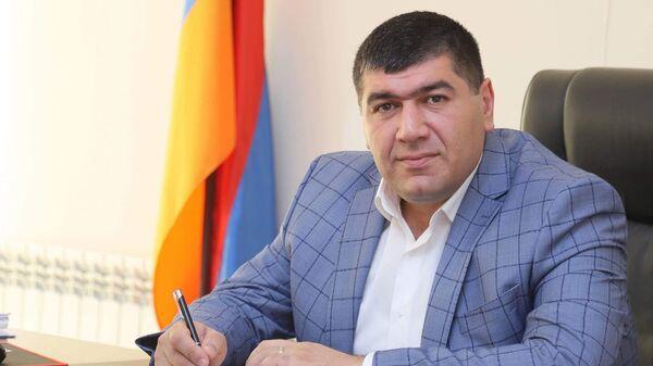 Կարեն Բենիամինյանը - Sputnik Արմենիա