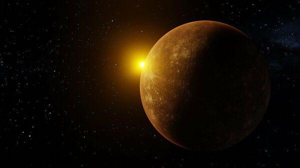 Иллюстрация Меркурия - Sputnik Армения