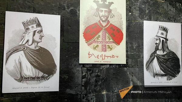«Հայկական ազգային խորհրդանիշների» թանգարանը Գյումրիում - Sputnik Արմենիա