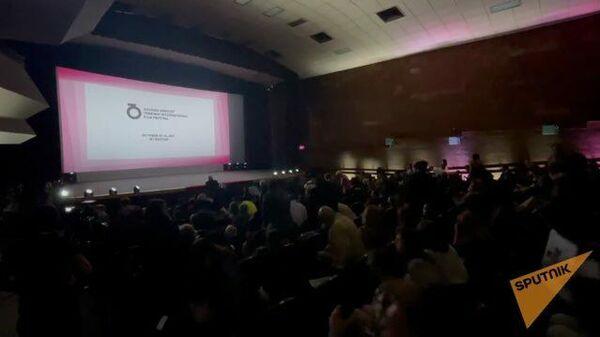 Открытие международного кинофестиваля Золотой абрикос - Sputnik Армения