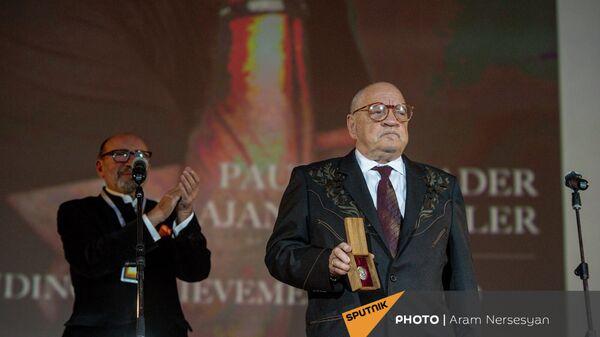 Открытие международного кинофестиваля Золотой абрикос (3 октября 2021). Еревaн - Sputnik Արմենիա