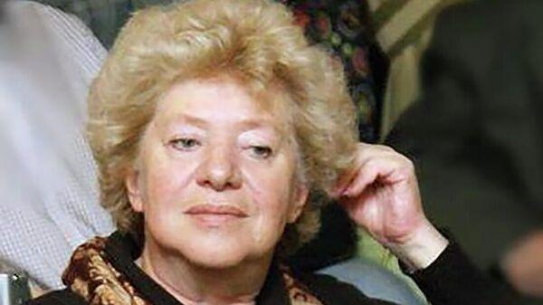 Президент Фонда Галины Старовойтовой Ольга Старовойтова - Sputnik Армения