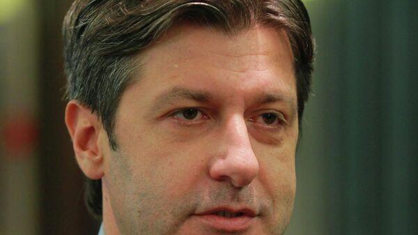 Глава управляющей непрофильными активами Сбербанка компании Сбербанк Капитал Ашот Хачатурянц - Sputnik Армения