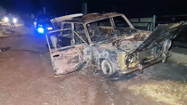 Պահակն էր գերեզմաններում այրել իր մեքենան․ Նաիրիի ոստիկանների բացահայտումը  - Sputnik Արմենիա