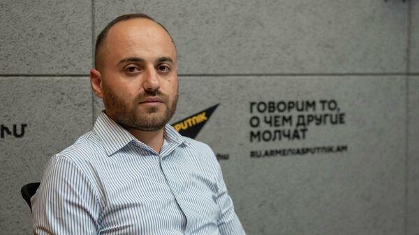 Միսակյան. Իրանն Ադրբեջանի դեմ քարոզչական պատերազմի համատեքստում հետաքրքիր քայլ է կատարում - Sputnik Արմենիա