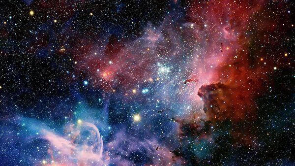 Галактики в космосе - Sputnik Армения