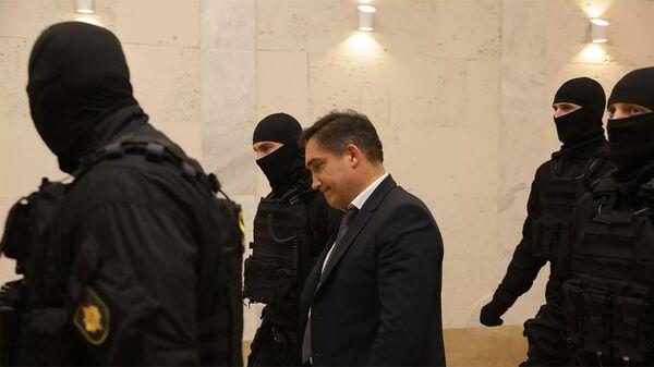 Генпрокурор Молдавии Александр Стояногло во время ареста - Sputnik Армения