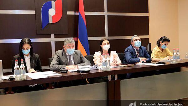 ՊԵԿ-ում անցկացվում է ԱՊՀ մասնակից պետությունների հարկային մարմինների ղեկավարների համակարգող խորհրդի ամենամյա նիստը - Sputnik Արմենիա