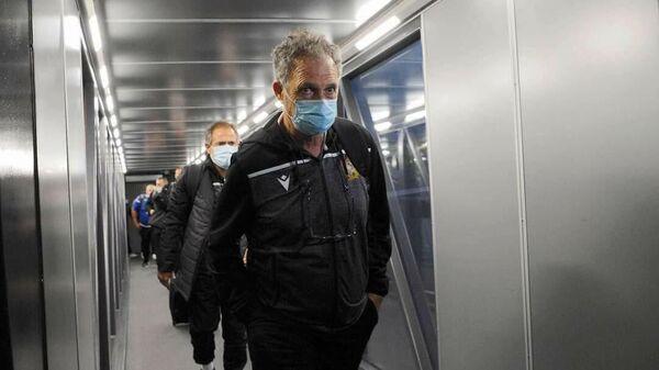 Сборная Армении по футболу прибыла в Исландию - Sputnik Армения