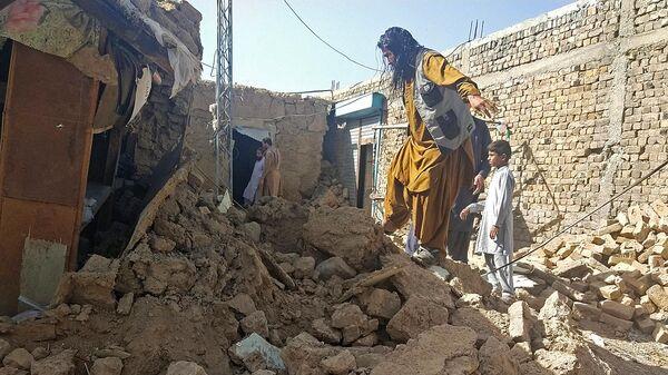 Պակիստանում երկրաշարժ է եղել - Sputnik Արմենիա