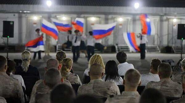 Ансамбль песни и пляски ВВО из Читы дал концерты для российских миротворцев в Нагорном Карабахе - Sputnik Армения