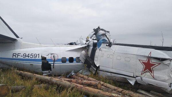 Крушение самолета L-40 под Мензелинском - Sputnik Армения