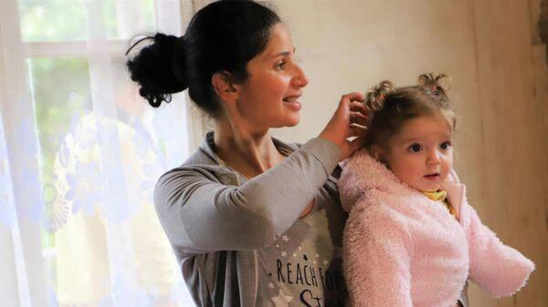 Արցախից տեղահանված 4 բազմազավակ ընտանիք Կապանում մշտական կացարան է ստացել  - Sputnik Արմենիա