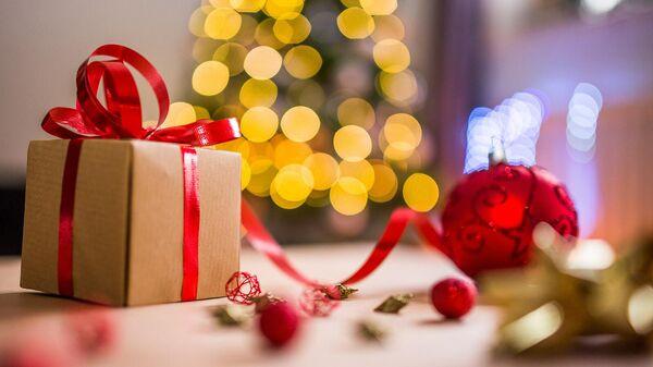 Подарок на рождество - Sputnik Армения