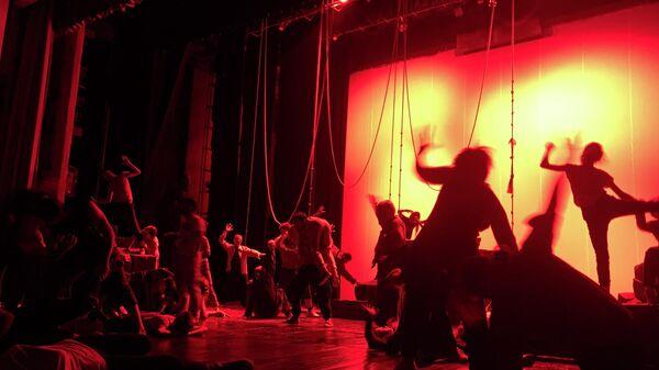 «Մաուգլի» ներկայացման փորձերի ժամանակ - Sputnik Արմենիա