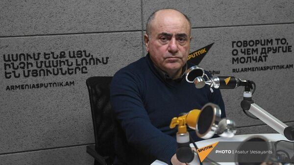 Խաչատրյան. Փաշազադեն կարող է փոխել իր կարծիքն ըստ իշխանությունների հորդորի և պահանջի   - Sputnik Արմենիա