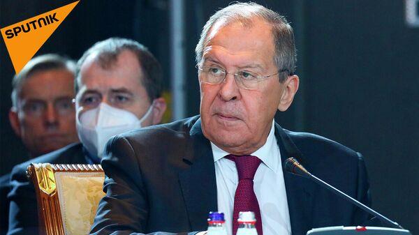 Лавров раскрыл, чего добиваются США и НАТО в Центральной Азии  - Sputnik Армения