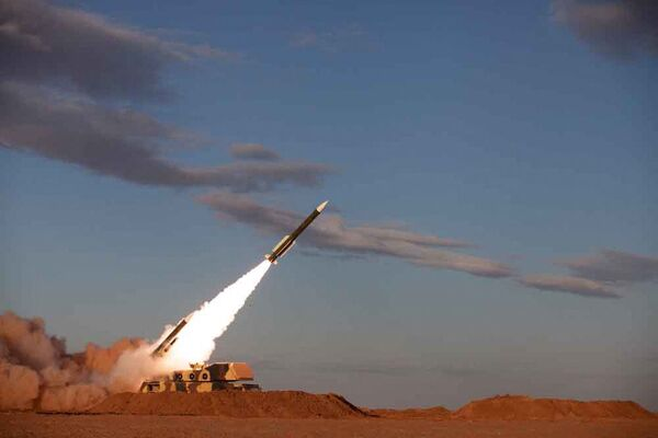 Стрельба во время учений противовоздушной обороны Ирана. - Sputnik Армения