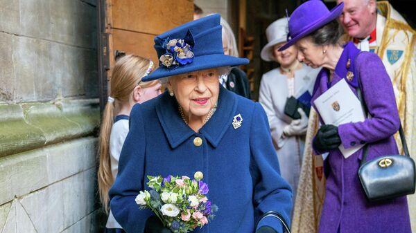 Միացյալ Թագավորության թագուհի Եղիսաբեթ Երկրորդը  - Sputnik Արմենիա