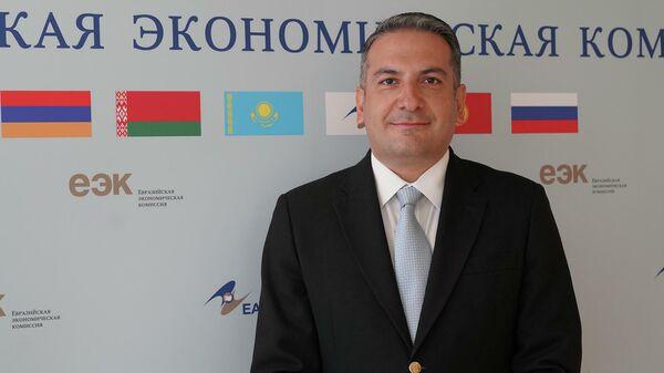 Արզումանյան. Պոլիէթիլանեյին տոպրակներն արգելելու ՀՀ փորձը դիտարկվել է ԵԱՏՄ–ում - Sputnik Արմենիա