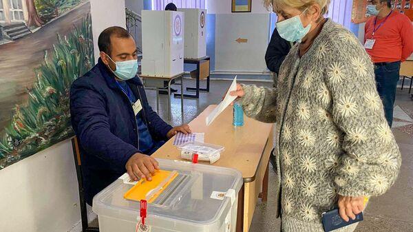 Выборы в органы местного самоуправления в Гюмри - Sputnik Армения
