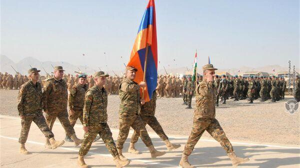 Учения сил быстрого реагирования ОДКБ Поиск-2021, Шарасюн-2021 и Сотрудничество-2021 - Sputnik Армения