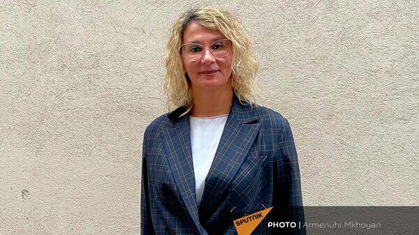 Российский сенатор Наталья Косихина - Sputnik Армения