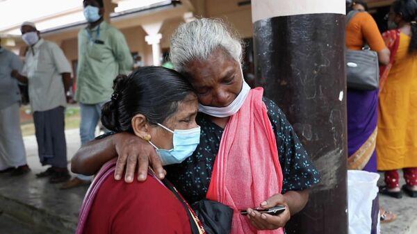 Число погибших в результате наводнений и оползней в штате Керала возросло по меньшей мере до 35 человек - Sputnik Армения