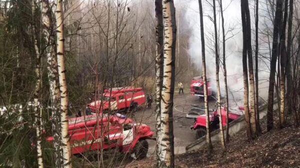 18 нарушений правил безопасности на заводе Эластик в Рязанской области, где сегодня произошел пожар  - Sputnik Արմենիա