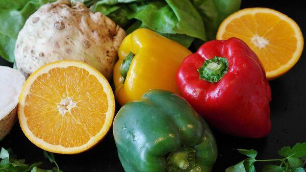 Овощи и фрукты - Sputnik Армения