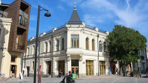Дом купца Мартиросова в Тбилиси - Sputnik Армения