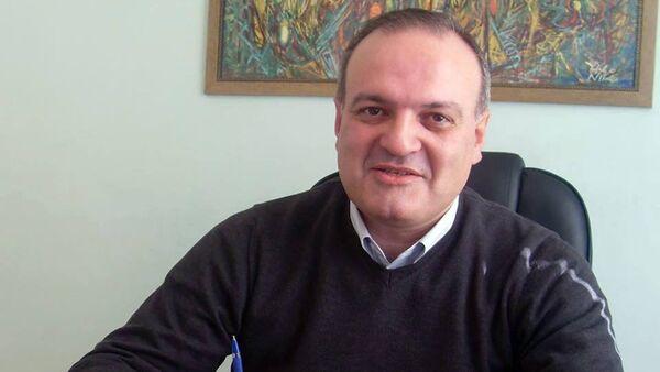 Армянский политтехнолог Виген Акопян - Sputnik Արմենիա