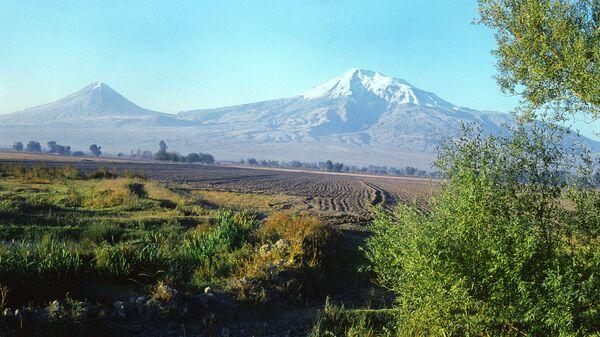 Араратская долина в Армении - Sputnik Армения