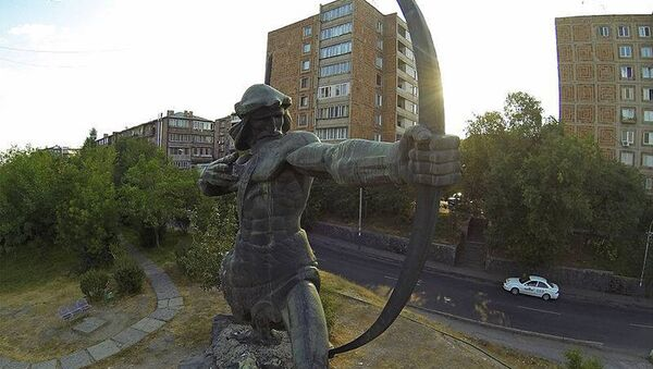 Скульптура Айк Наапет - Sputnik Արմենիա
