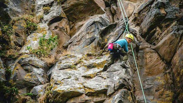 Юные альпинисты - Sputnik Армения