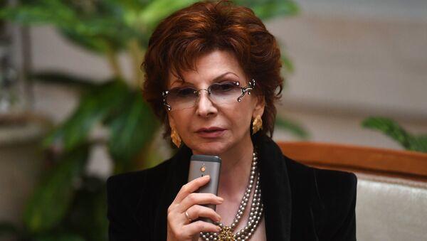Певица Роксана Бабаян во время награждения деятелей культуры и искусства государственными наградами РФ - Sputnik Армения