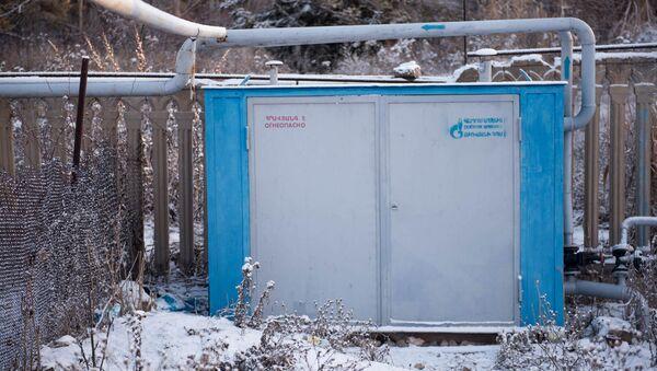 Газовый распределительный шкаф - Sputnik Армения