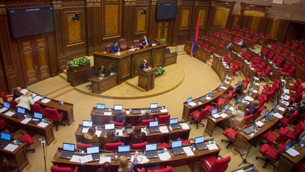 Заседание НС Армении - Sputnik Армения
