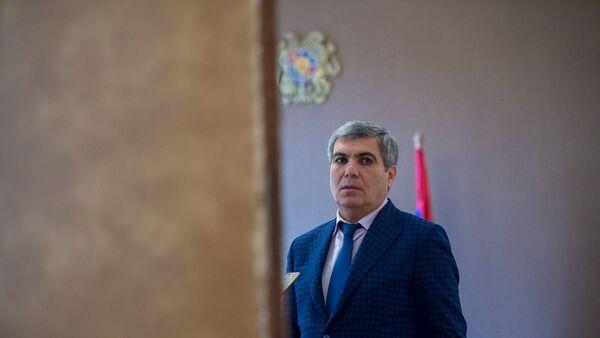 Депутат Арам Саркисян - Sputnik Արմենիա