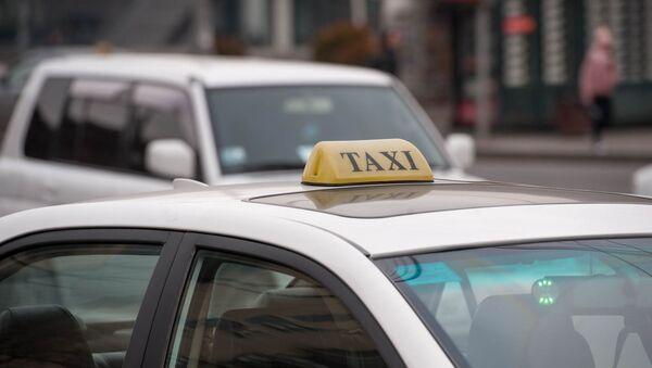 Такси в Ереване - Sputnik Армения