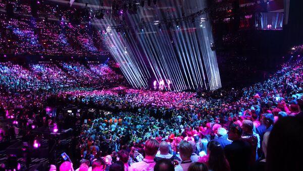 Финал песенного конкурса Евровидение 2016 - Sputnik Армения