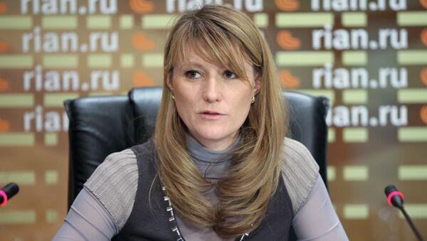 Светлана Журова - Sputnik Армения