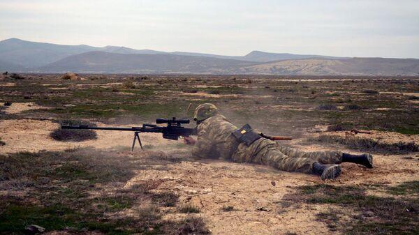 Азербайджанский военный - Sputnik Армения